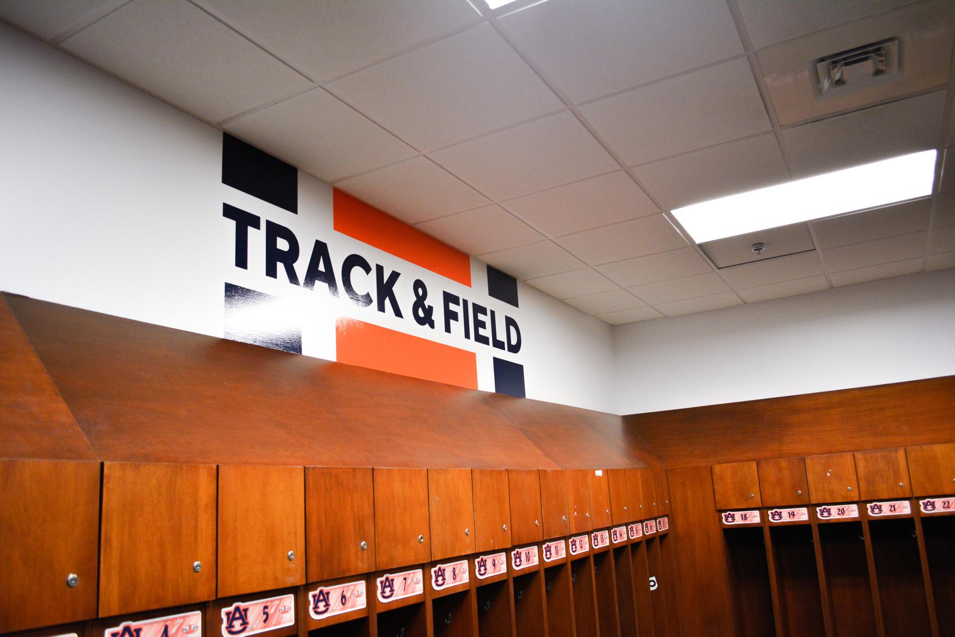 Auburn Track & Field